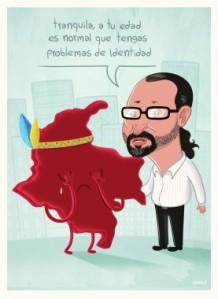 Ilustración de Raúl Orozco