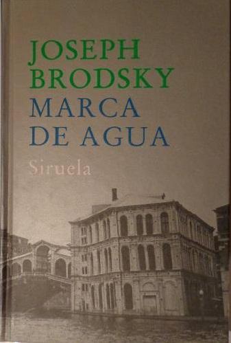 Joseph Brodsky (1940 - 1996)