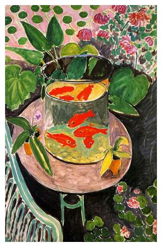 Henri Matisse - The Goldfish (1912)