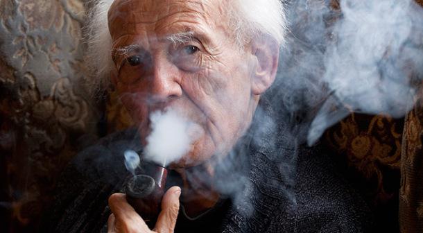 Zygmunt Bauman (1925 - 2017).