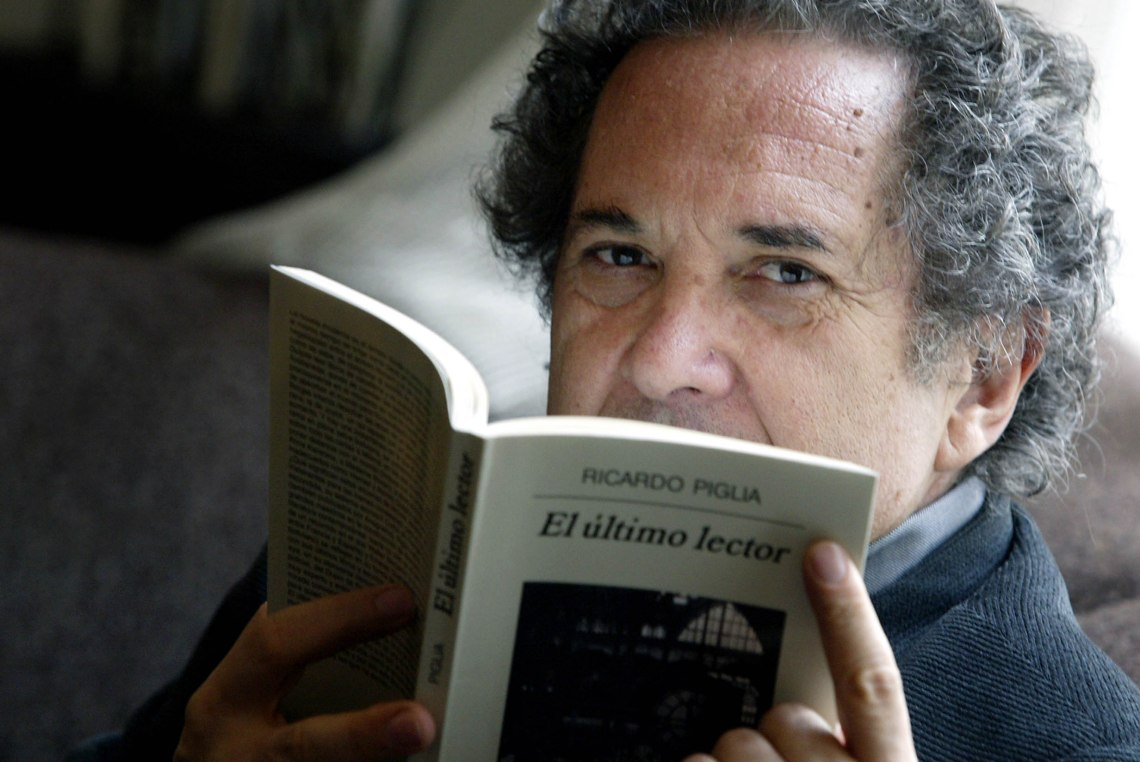 Ricardo Piglia (1941 - 2017).