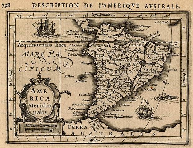 mapa amtiguo